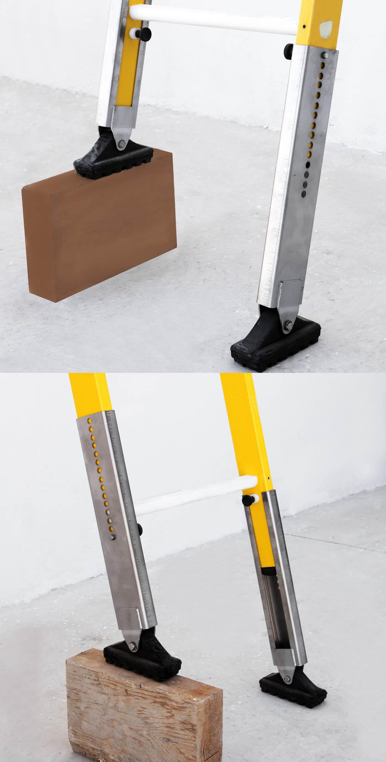 Height-adjustable Legs