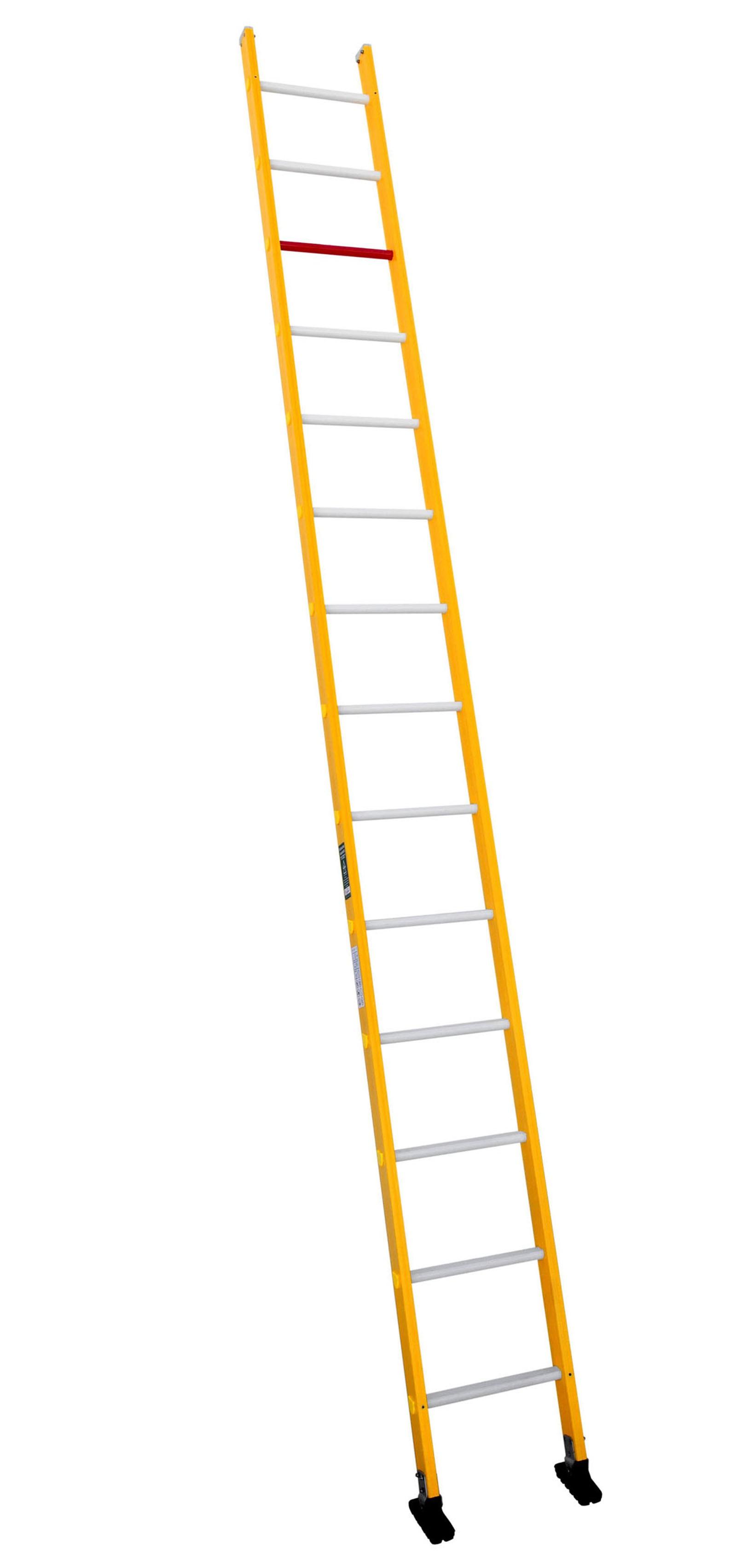 Fibreglass Single-section Ladder