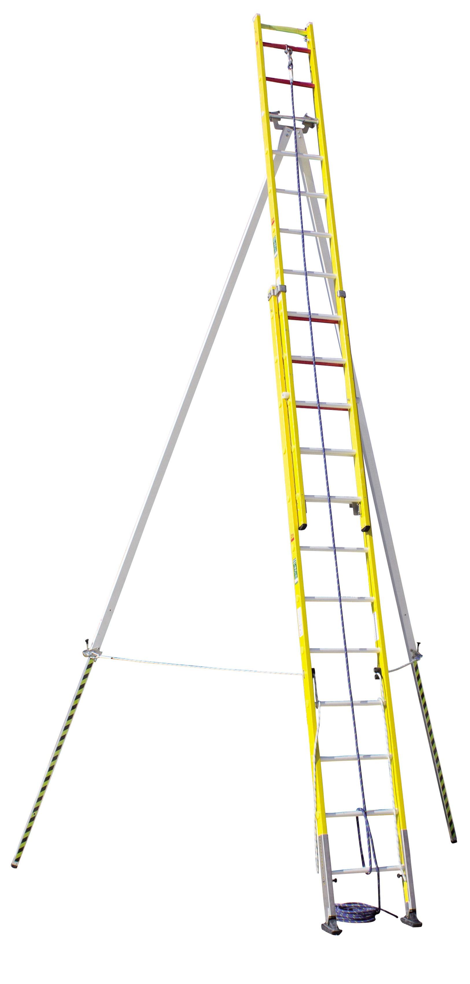 Safety Fibreglass Ladder ARISAFE-1