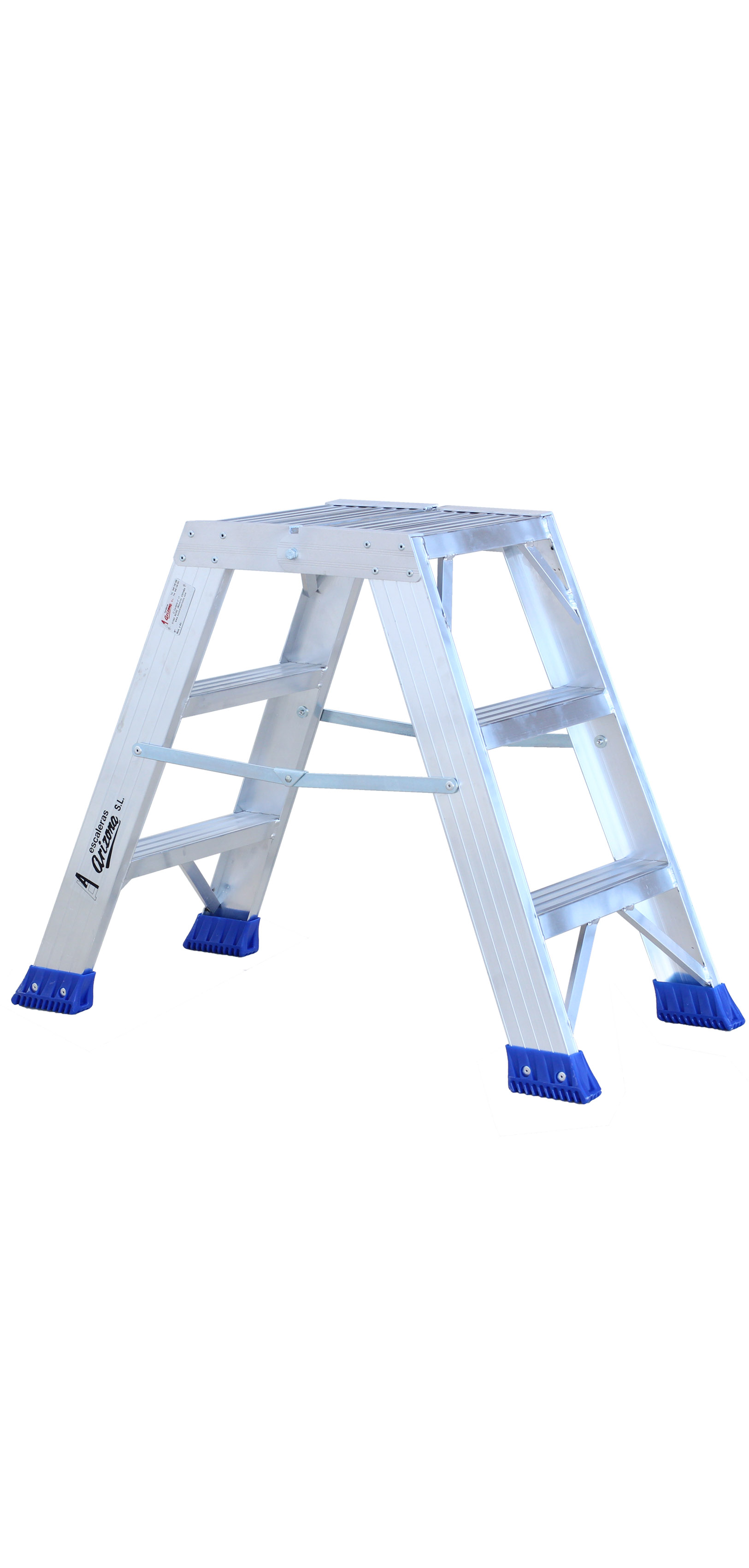 Double-sided Step Stool