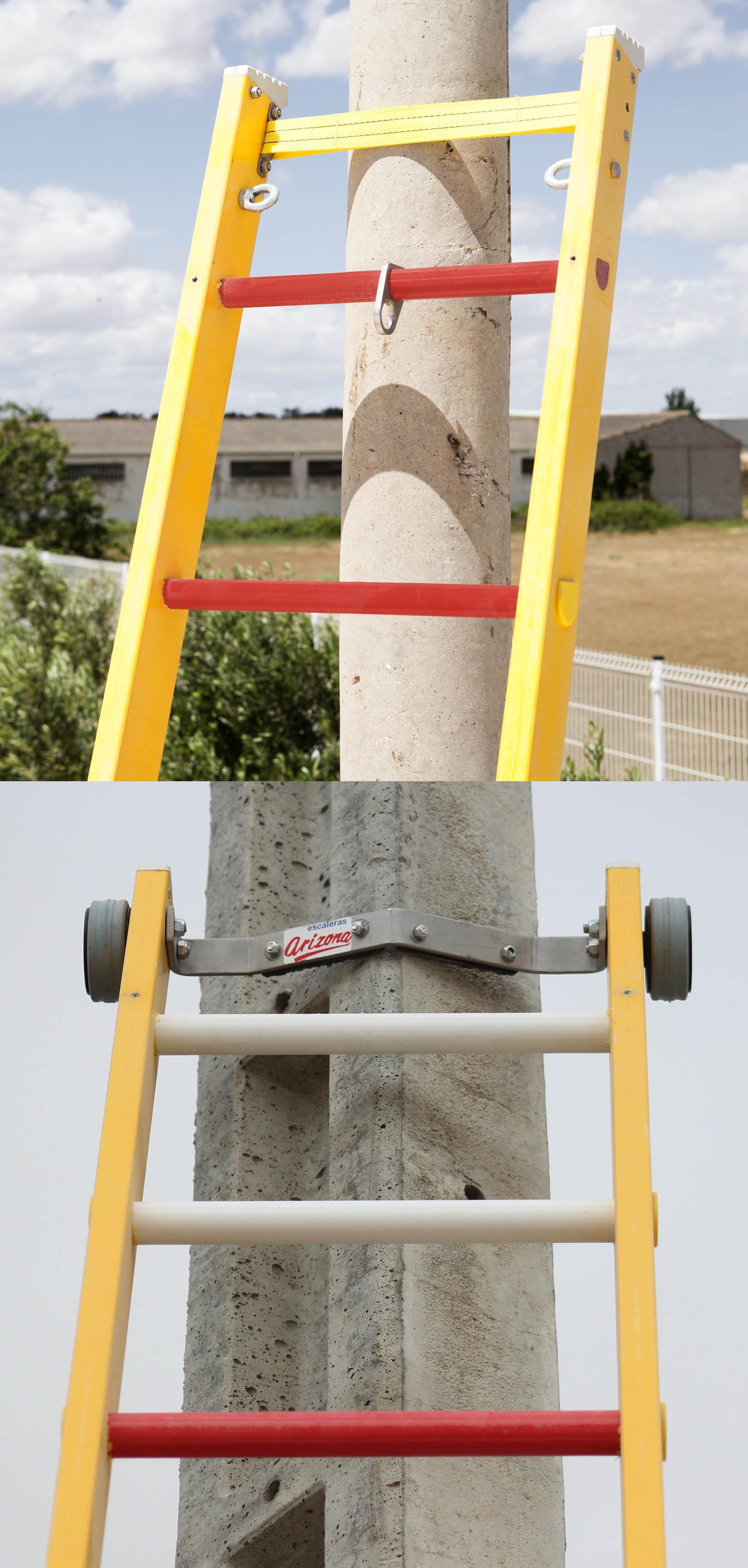 Pole Grip- V Rung