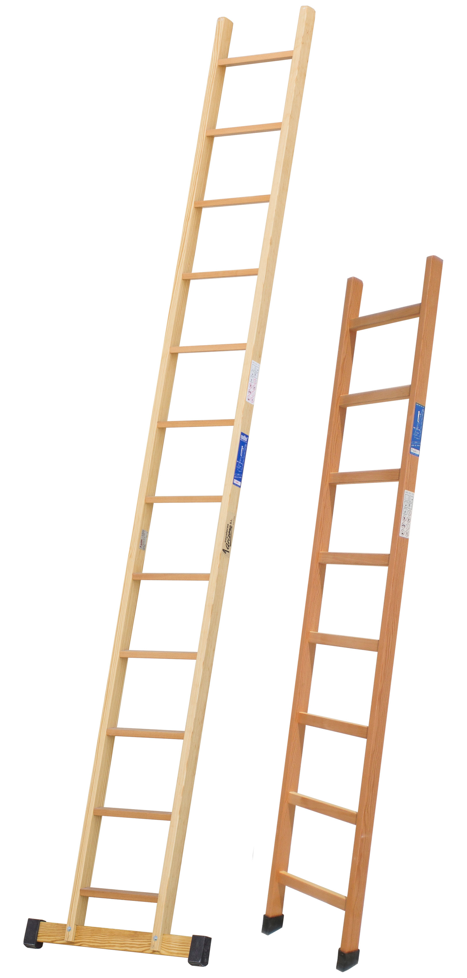 Single Section Timber Ladder