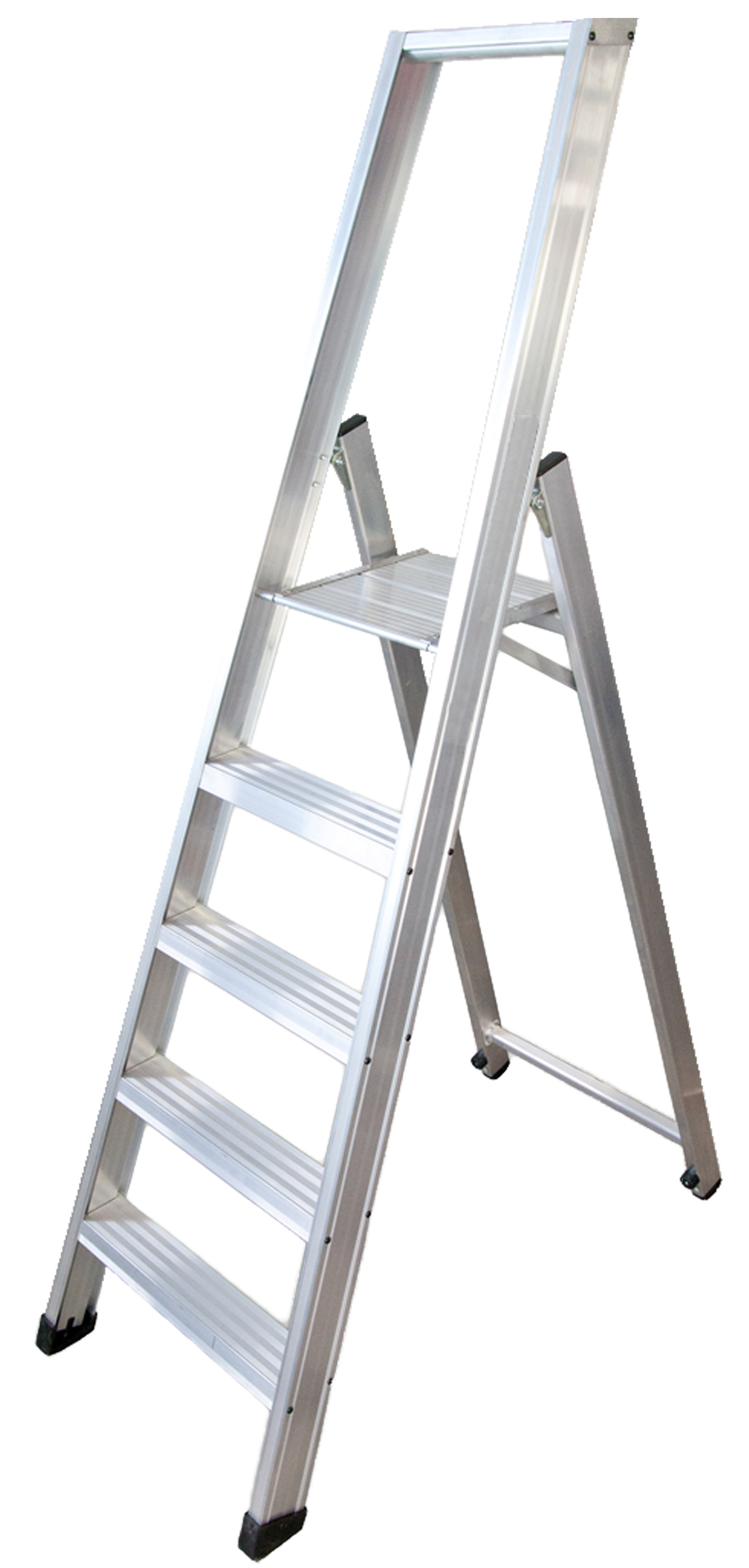 Stepladder With Platform