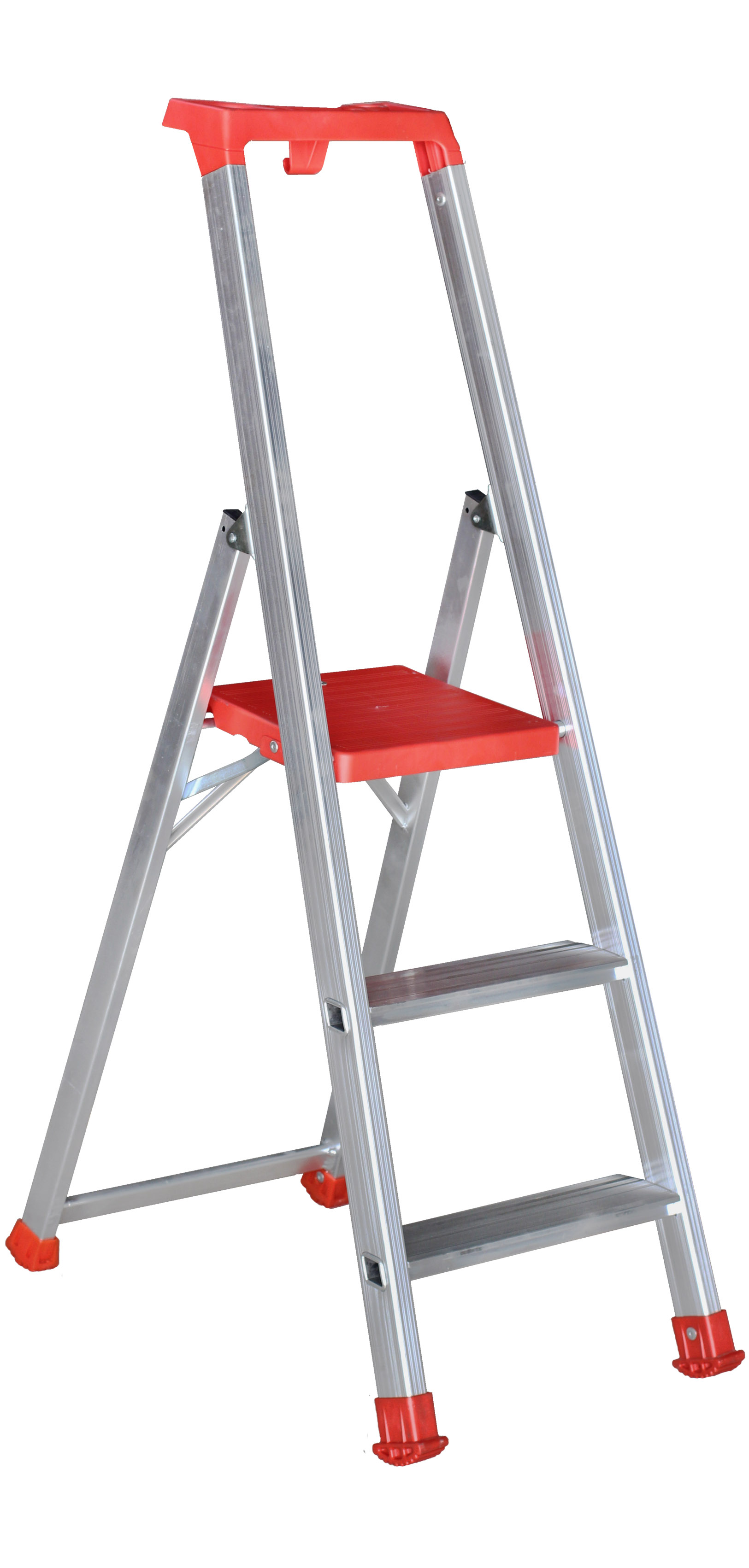 Aluminium Stepladder With Platform