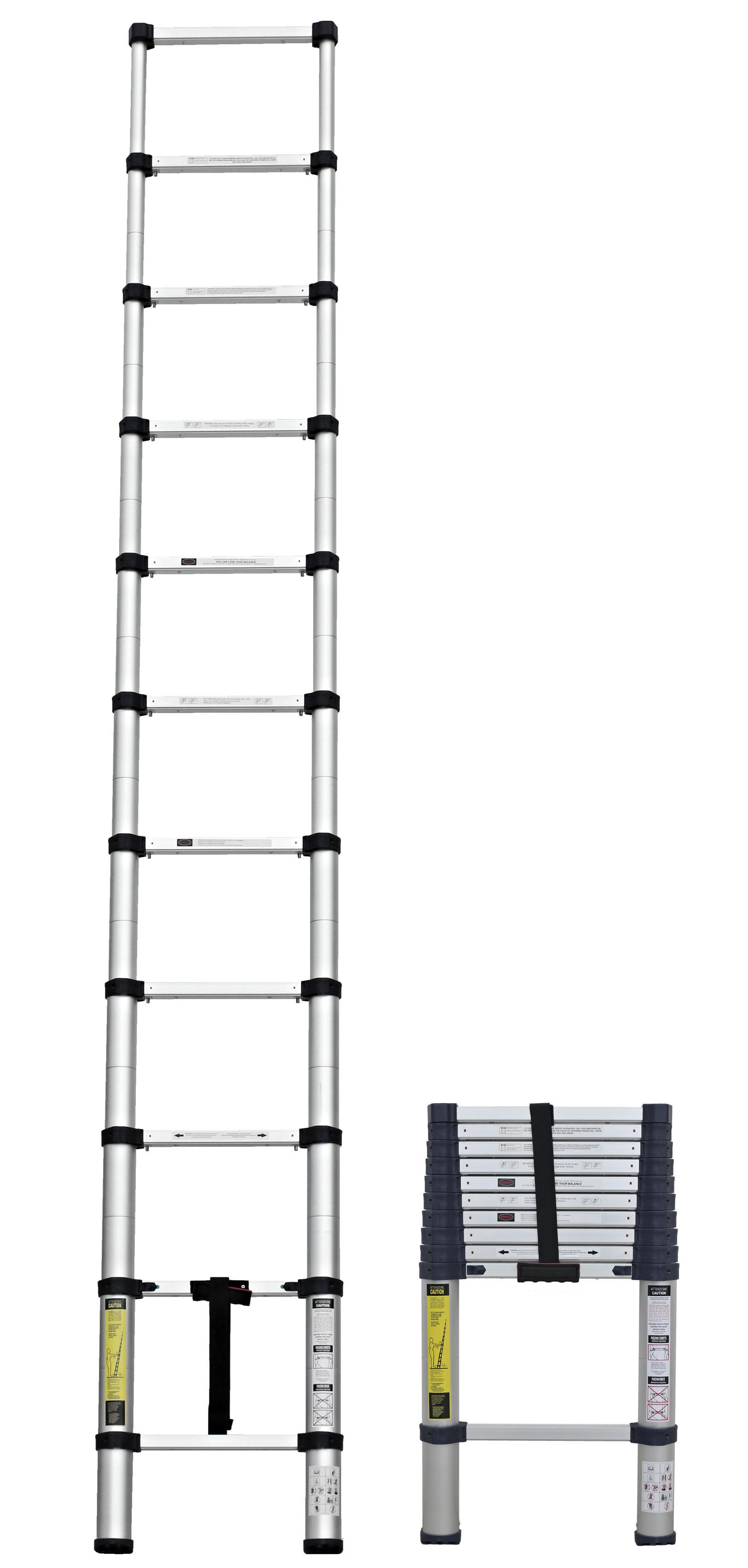 Aluminium Telesteps Ladder